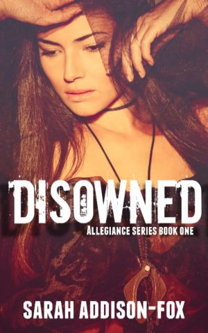 Cover for Disowned