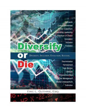 Cover for Diversify or Die