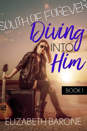 Cover for Diving Into Him