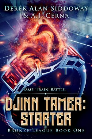 Cover for Djinn Tamer: Starter