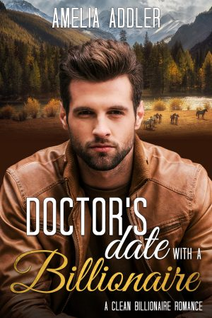 Cover for Doctor's Date with a Billionaire