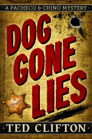 Cover for Dog Gone Lies