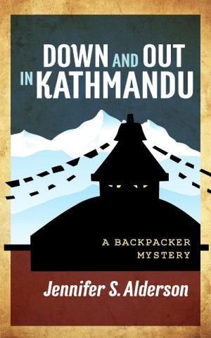 Cover for Down and Out in Kathmandu