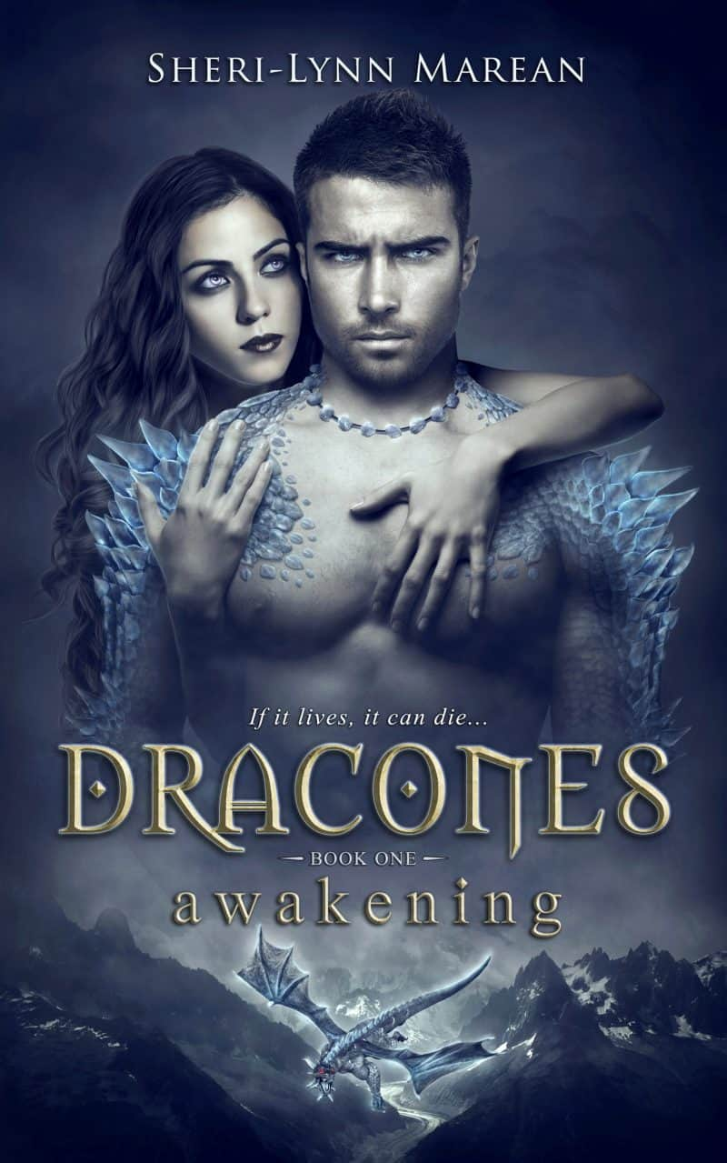 Cover for Dracones Awakening