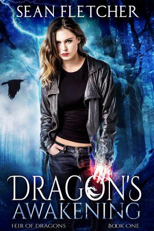 Cover for Dragon's Awakening