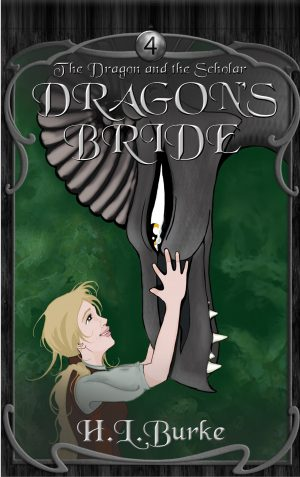 Cover for Dragon's Bride
