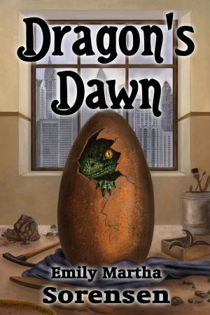Cover for Dragon's Dawn