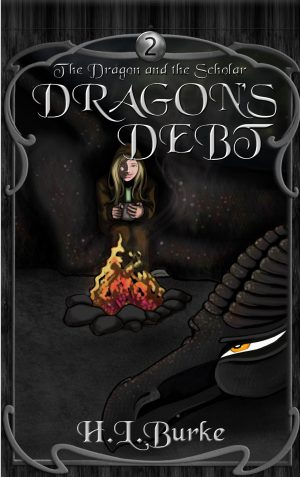 Cover for Dragon's Debt