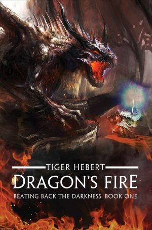 Cover for Dragon's Fire