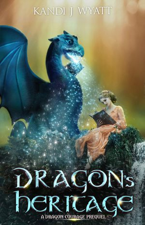 Cover for Dragon's Heritage