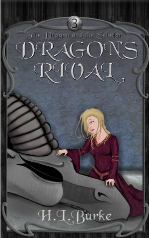 Cover for Dragon's Rival