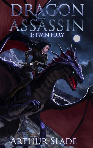Cover for Dragon Assassin