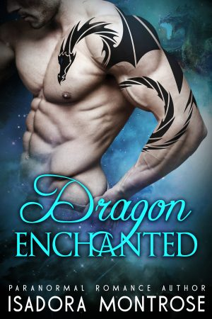 Cover for Dragon Enchanted