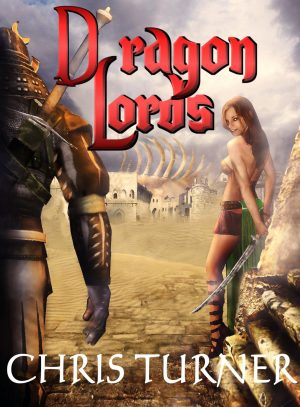 Cover for Dragon Lords