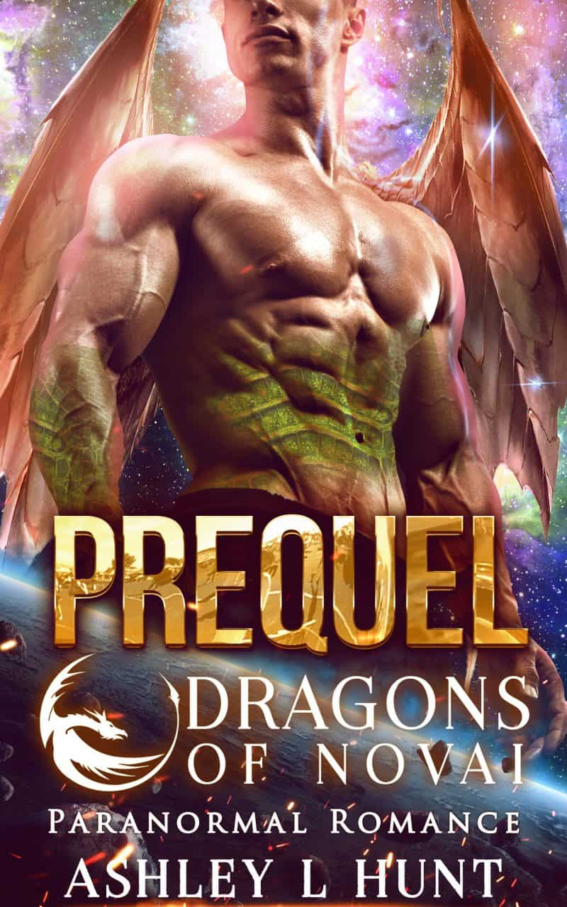 Cover for Dragons of Novai: Prequel