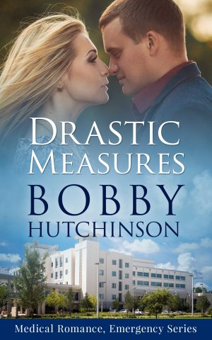 Cover for Drastic Measures