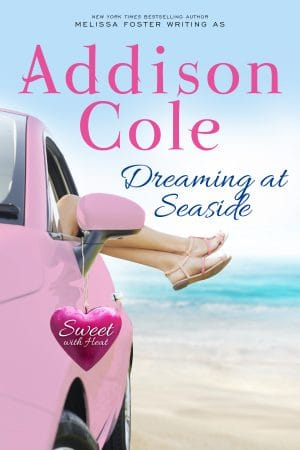 Cover for Dreaming at Seaside