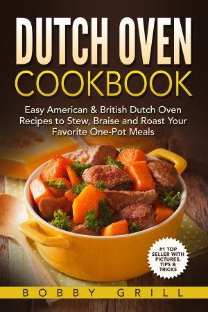 Cover for Dutch Oven Cookbook