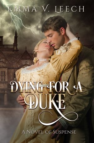 Cover for Dying For a Duke