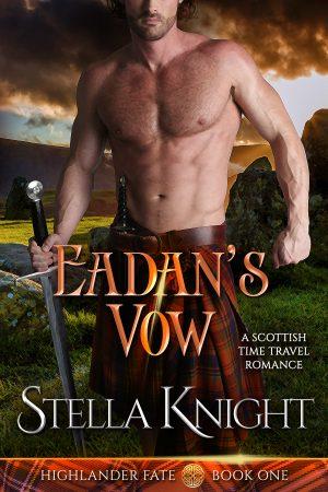 Cover for Eadan's Vow