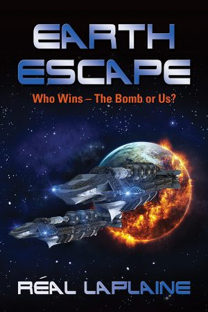 Cover for Earth Escape