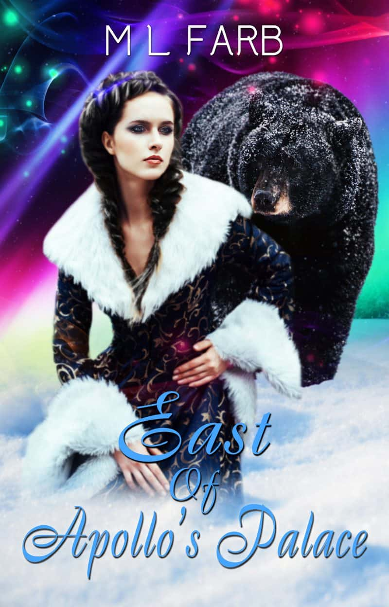 Cover for East of Apollo's Palace: A retelling of East of the Sun, West of the Moon