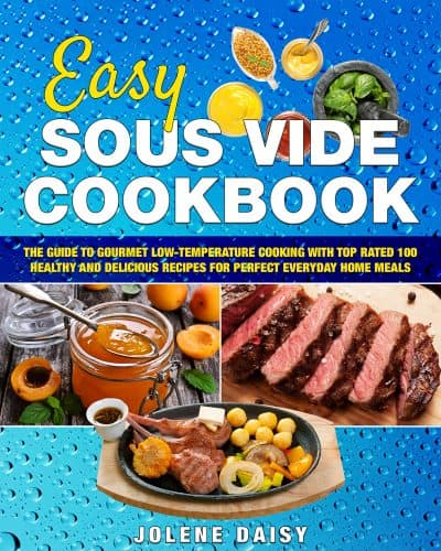 Cover for Easy Sous Vide Cookbook