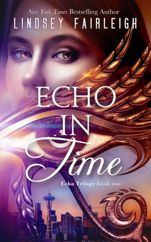 Cover for Echo in Time (Echo Trilogy, #1)