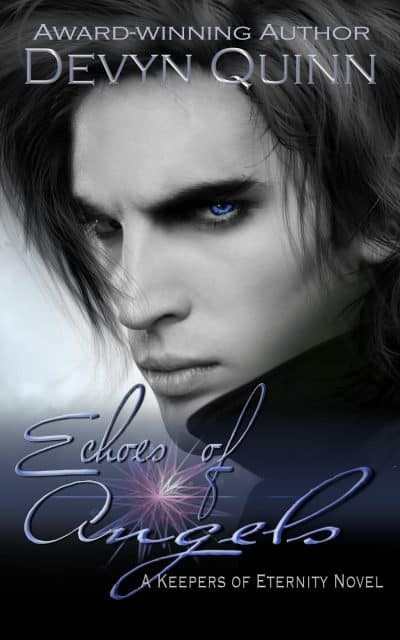 Cover for Echoes of Angels