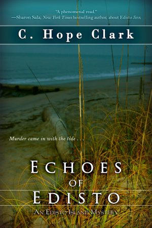 Cover for Echoes of Edisto