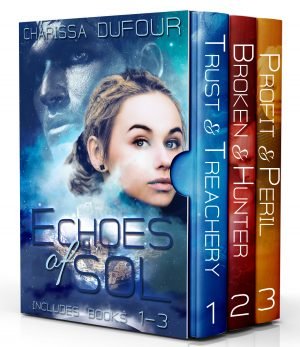 Cover for Echoes of Sol Box Set