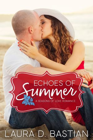 Cover for Echoes of Summer