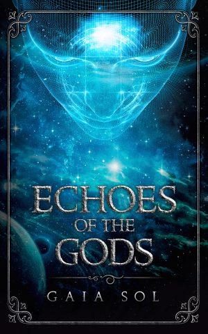 Cover for Echoes of the Gods