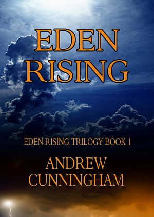 Cover for Eden Rising