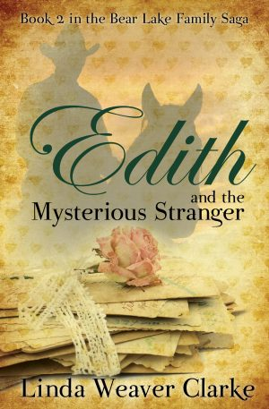 Cover for Edith and the Mysterious Stranger