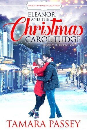 Cover for Eleanor and the Christmas Carol Fudge
