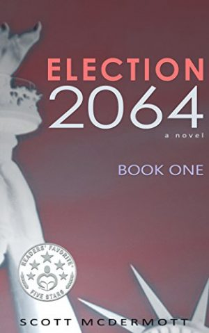 Cover for Election 2064
