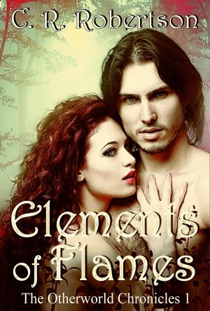 Cover for Elements of Flames