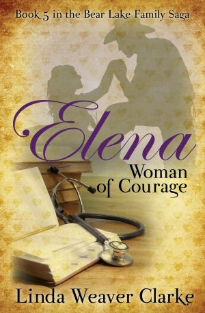 Cover for Elena, Woman of Courage