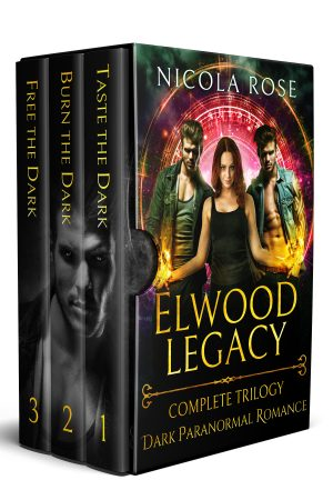 Cover for Elwood Legacy Complete Trilogy Box Set