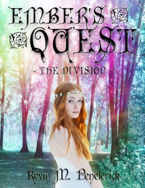 Cover for Ember's Quest Book 1: The Division