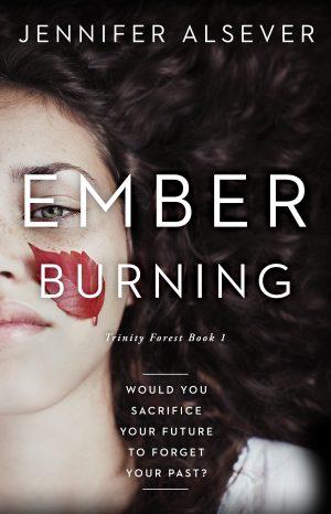 Cover for Ember Burning