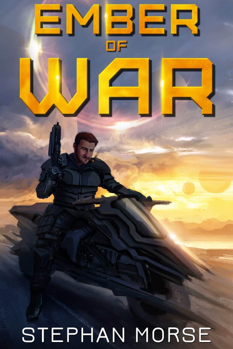 Cover for Ember of War