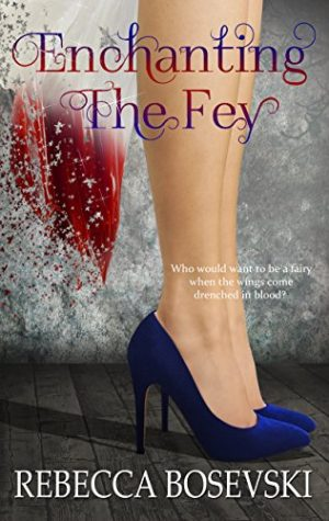 Cover for Enchanting the Fey