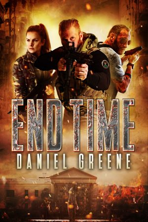 Cover for End Time