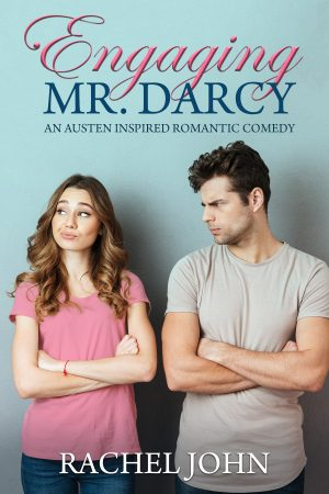 Cover for Engaging Mr. Darcy
