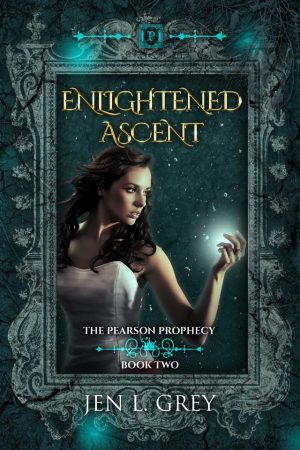 Cover for Enlightened Ascent
