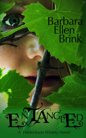 Cover for Entangled