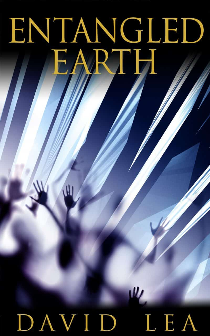 Cover for Entangled Earth