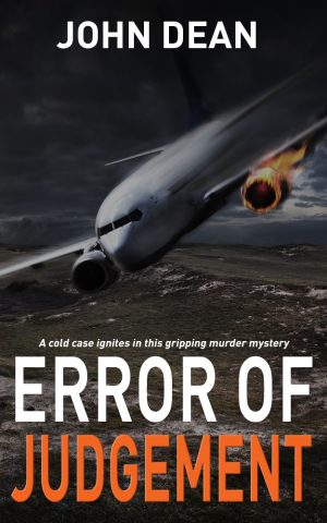 Cover for Error of Judgement